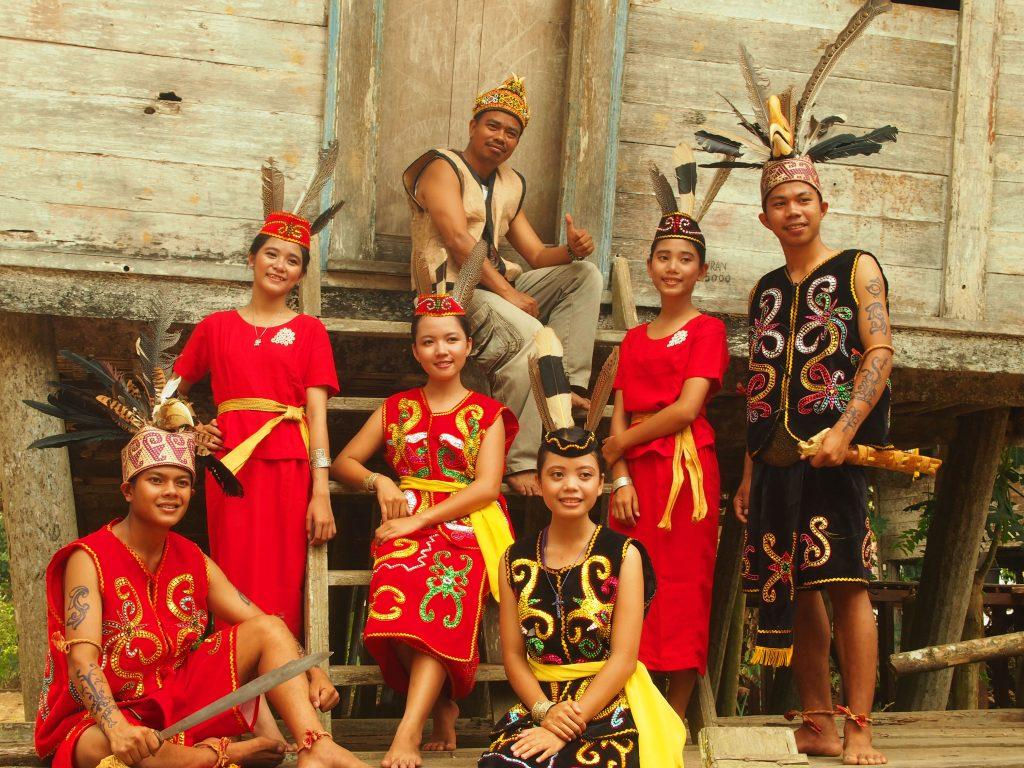 Read more about the article Let's get to know the Iban people who celebrate the Gawai