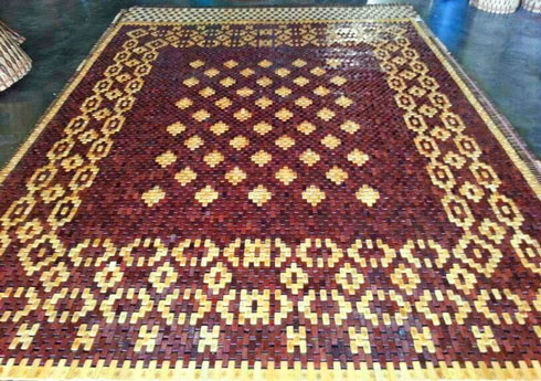 Read more about the article Ever thinking about having a beautiful wooden mat, Kesah, to decorate your home?