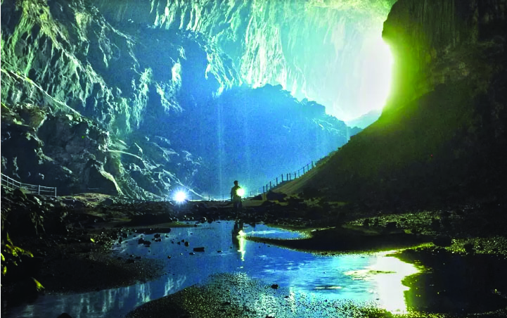 Read more about the article The majestic Mulu Cave in Sarawak