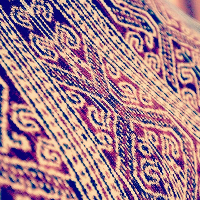 Read more about the article Get to know the popular Borneo textile, the Pua Kumbu