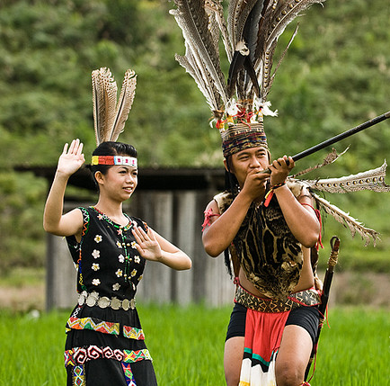 You are currently viewing Get to know the Murut people in Sabah