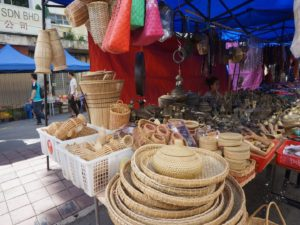 Read more about the article Check out these handwoven Wakid baskets made by the Kadazan