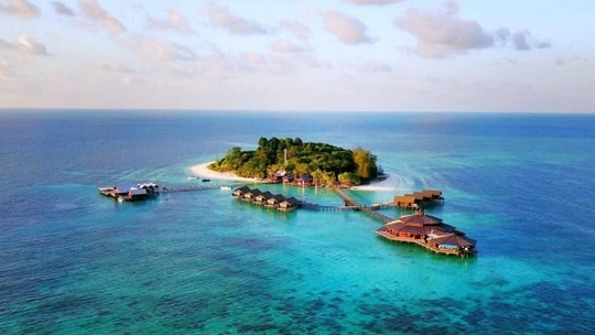 You are currently viewing Lankayan Island